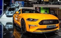 Alibaba và Ford cho ra đời máy bán xe ô tô tự động khổng lồ