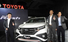Toyota chưa được thông quan ôtô nhập từ Indonesia do khai báo sai