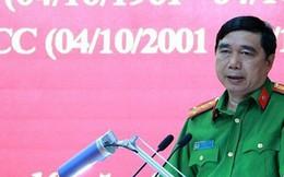 Đại tá Tuấn: Khi báo cháy, đường ống nước dùng cho PCCC ở chung cư bục hết