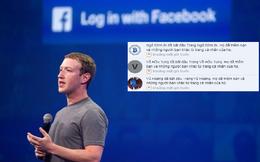 """Hàng loạt người dùng Facebook nhận được thông báo """"ai đó đã bắt đầu một trang..."""" Chuyện gì đang xảy ra?"""