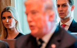 """Tổng thống Trump muốn """"đuổi"""" con gái và con rể khỏi Nhà Trắng"""