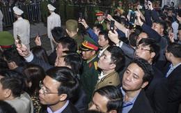 Phó chủ tịch TP Nam Định: Đại biểu được chia chứ không tự ý lấy lộc ở lễ khai ấn đền Trần