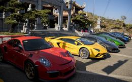 Dàn siêu xe tham dự Car & Passion 2018 đắt cỡ nào?