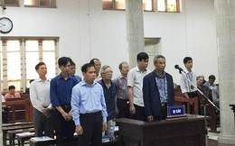 """Cựu Phó Chủ tịch Hà Nội vắng phiên tòa xử vỡ ống nước sông Đà vì """"chẩn đoán hội chứng não"""""""