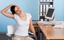 Bài Yoga của người Ấn Độ giúp rèn cơ, giảm căng thẳng hiệu quả: Người ngồi nhiều muốn sống thọ phải tập ngay!