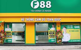 Chuỗi cầm đồ F88 đã mở 40 cửa hàng, chuẩn bị tiến quân vào Tp.Hồ Chí Minh