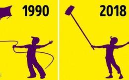 """10 điều tuyệt vời của thế kỷ trước đã bị """"giết chết"""" bởi chính công nghệ hiện đại"""