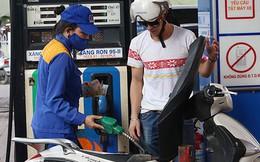 Chi quỹ bình ổn giá xăng hơn 700 đồng/lít, giữ nguyên giá xăng dầu