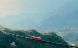 Tuyến tàu hỏa leo núi dài nhất Việt Nam đã chính thức hoạt động