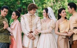 """Tiếp tục sức hút khủng của """"Nhân Duyên Tiền Định"""": Khiến cả nước Thái phát cuồng với trang phục truyền thống"""