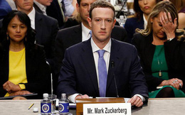 """Mark Zuckerberg bị """"hỏi sốc"""" trong phiên điều trần ở Thượng viện"""