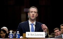 """Mark Zuckerberg: """"Chúng tôi không phạm luật vì rõ ràng đã thông báo rằng Facebook có thể thu thập dữ liệu của người dùng"""""""