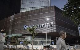 Vốn hóa thị trường của Tencent bị thổi bay 50 tỷ USD trong chưa đầy 1 tháng