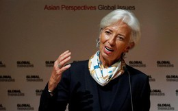 IMF cảnh báo rủi ro nợ nần của sáng kiến Vành đai và Con đường