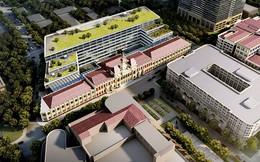 Thiết kế đột phá của dự án trụ sở UBND, HĐND: Hạ ngầm 2 tầng làm việc xuống dưới mặt đất