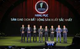 Hải Phát Land bứt phá lọt Top 3 sàn giao dịch BĐS xuất sắc nhất Việt Nam