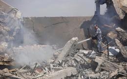Ảnh vệ tinh: Syria bị tàn phá như thế nào trong vụ không kích của Mỹ và đồng minh