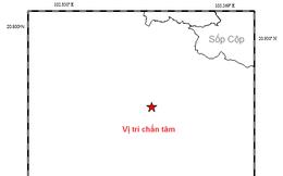 Động đất 3,7 độ Richter tại gần biên giới Việt-Lào