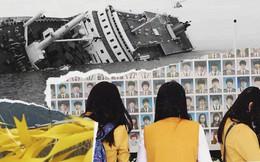 4 năm trôi qua, những câu chuyện buồn từ thảm kịch chìm phà Sewol khiến người dân Hàn Quốc nghẹn ngào nước mắt