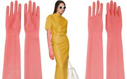 """Găng tay Calvin Klein có giá tới gần 9 triệu đồng trông """"không khác gì đồ rửa bát"""""""