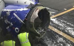 Máy bay Mỹ nổ động cơ giữa trời, một hành khách bị hút ra ngoài và thiệt mạng