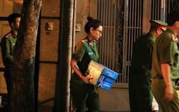 Video: Khám nhà cựu trung tướng Phan Hữu Tuấn trong khoảng 1 tiếng tại Hà Nội