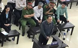 Phiên tòa phúc thẩm vụ Hà Văn Thắm chiều 18/4: Tòa công bố tóm tắt bản án sơ thẩm