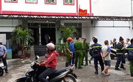 Cháy khách sạn ở Sài Gòn, nhiều người nước ngoài ôm vali tháo chạy