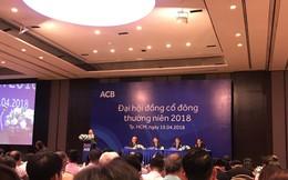 Mâu thuẫn tại Đại hội ACB khi ứng viên liên quan tới Bầu Kiên không có trong danh sách ứng cử HĐQT