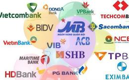 """Tăng phi mã, cổ phiếu ngân hàng có đang """"bong bóng""""?"""