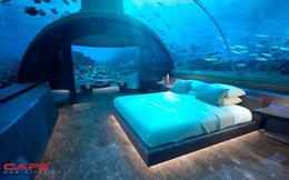 Biệt thự dưới biển đầu tiên trên thế giới hứa hẹn mang tới phong cách đẳng cấp bạn chưa bao giờ thấy