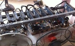 Máy đào Bitcoin từ Trung Quốc vẫn ồ ạt đổ về Việt Nam