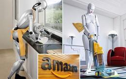 Amazon bí mật tạo ra những con robot phục vụ trong từng gia đình