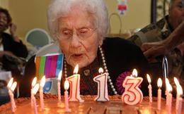 Những người sống thọ tới 100 tuổi trên thế giới đều có chung một đặc điểm này
