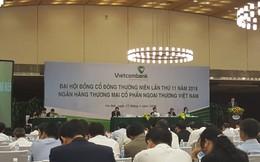"""ĐHCĐ Vietcombank: """"Nóng"""" chuyện bán cổ phiếu cho NĐT nước ngoài, 3 ghế trong HĐQT có thể dành cho các NĐT này"""