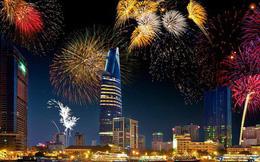 Những tuyến đường cấm xe trong đêm bắn pháo hoa mừng lễ 30/4 ở TP HCM