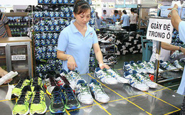 80,4% giày dép xuất khẩu được sản xuất bởi doanh nghiệp FDI