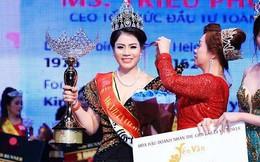 Công an kêu gọi Tân hoa hậu Doanh nhân thế giới 2018 Nguyễn Thị Nhung ra đầu thú