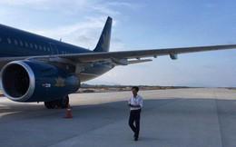 Báo cáo Thủ tướng vụ máy bay Vietnam Airlines hạ cánh nhầm đường băng chưa khai thác