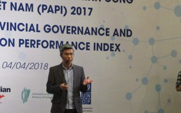 PAPI 2017: Người dân đánh giá tham những có thuyên giảm nhưng 28% vẫn quan ngại về đói nghèo