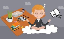 Bạn nên làm gì trong 10 phút cuối ngày làm việc?