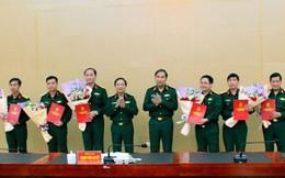 Triển khai quyết định nhân sự của Bộ Quốc phòng
