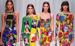 Sự giao thoa nghệ thuật hội họa và thời trang: Xu hướng lên ngôi trong mùa Xuân Hè 2018