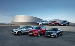Trải nghiệm nghệ thuật của hiệu suất cùng Jaguar Driving Experience
