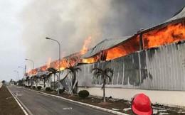 Chưa tìm ra nguyên nhân vụ cháy nhà máy suốt 2 ngày đêm ở Quảng Ninh