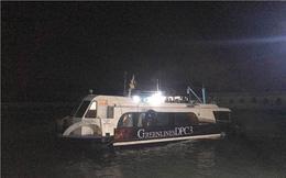 """Tạm dừng hoạt động thêm 2 tàu """"5 sao"""" sau sự cố tàu chìm tại biển Cần Giờ"""