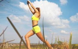 Thời gian tốt nhất để tập thể dục không phải lúc sáng sớm, cơ bắp sẽ khỏe hơn 30% nếu bạn rèn luyện vào buổi tối