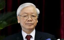Tổng Bí thư Nguyễn Phú Trọng: Ủy viên Bộ Chính trị, Ban Bí thư phải thực sự tiêu biểu về trí tuệ, đạo đức