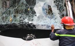 Hiện trường vụ tai nạn kinh hoàng, 3 cán bộ hưu trí ngành công an tử vong