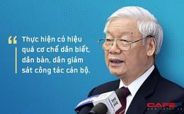 Điểm nhấn về công tác cán bộ trong phát biểu bế mạc Hội nghị Trung ương 7 của Tổng Bí thư